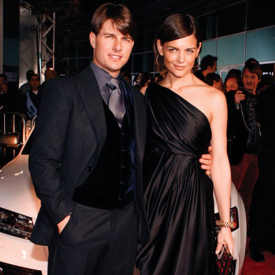 Cruise  Katie Holmes 2011 on Tom Cruise And Katie Holmes